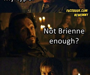 got, game of thrones, and bronn image