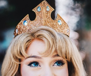 disney, princess, and crown image