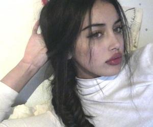 girl, cindy kimberly, and makeup image