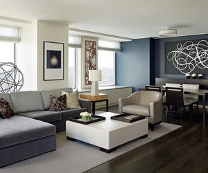 apartments, house, and design image