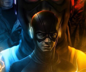 comic, the flash, and DC image