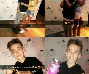 99 images about best friend goals on we heart it see more about johnny orlando meet and greet and meet greet image m4hsunfo