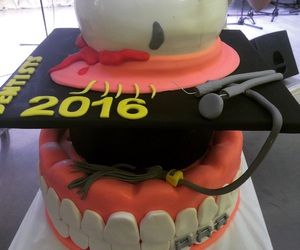 cake, Dental, and doctors image