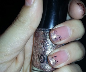 esmalte, nail art, and Maybelline image
