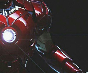 iron man, Marvel, and tony stark image