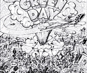 green day, greenday, and dookie image
