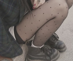 alternative, clothes, and girl image
