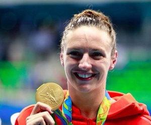 hungary, olympic games, and rio2016 image