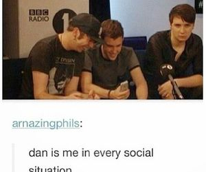 dan and phil, danisnotonfire, and youtube image
