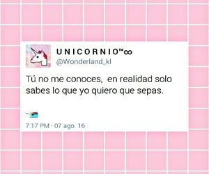 frases, humor, and pink image
