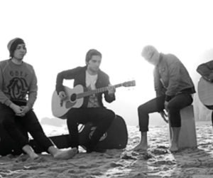 black and white and you me at six image