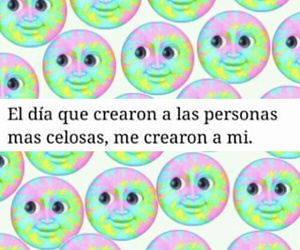 frases, celosa, and emojis image