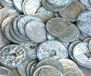 american, chinese, and coins image