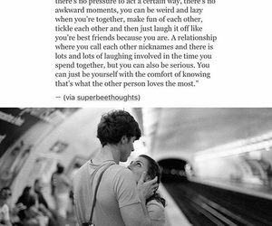 in love, love quotes, and Relationship image