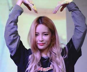 heize and korean image