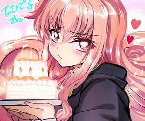 anime, birthday, and manga image