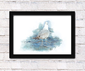 abstract art, bird, and poster image