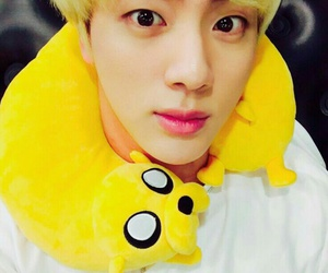 asian boy, jin, and handsome image