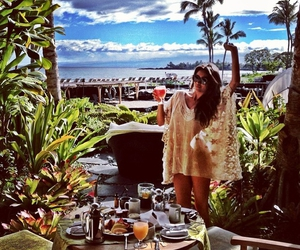 summer, shay mitchell, and paradise image
