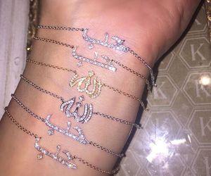 diamonds, gold, and jewelry image