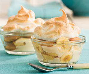 banana, condensed milk, and custard image