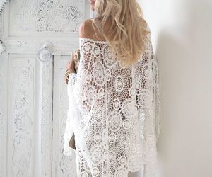 boho, beautiful, and style image