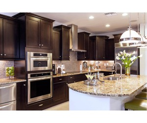 kitchen design, kitchen cabinets, and rta cabinets image