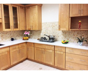 home decor, kitchen cabinets, and kitchen design image