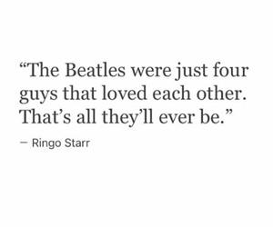 john lennon, Paul McCartney, and ringo starr image