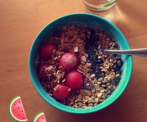 breakfast, healthy, and healthy breakfast image