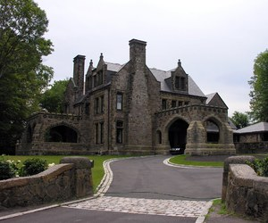 home, mansion, and classy image