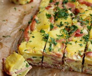 ham, potato, and tortilla image