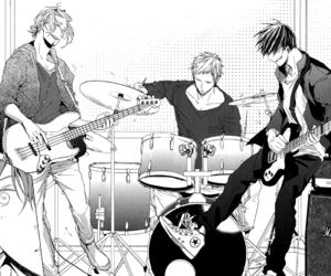 manga, given, and boy image