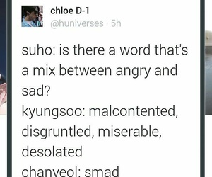 deep, exo, and kpop image