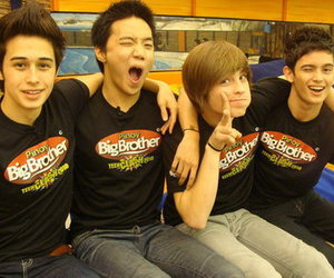 handsome, pinoy big brother, and cute boys image