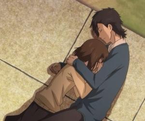 couple, yamato, and mei image