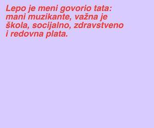 Lyrics and riblja corba image