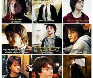 harry potter, funny, and sassy image