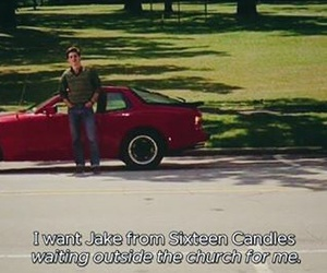 movie, quotes, and sixteen candles image