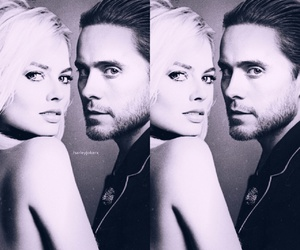 film, harley quinn, and jared leto image