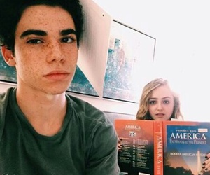 cameron boyce and sophie reynolds image
