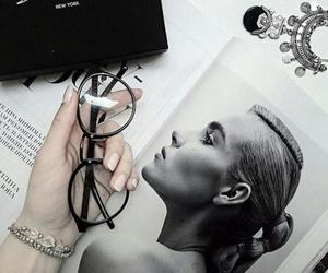 bracelet, earrings, and fashion image