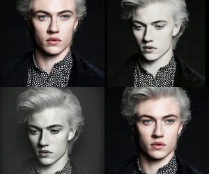 americanboy, luckyblue, and luckybluesmith image