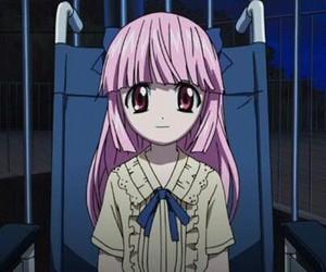 Mariko, anime, and elfen lied image