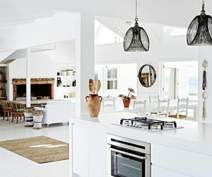 chic, decor, and kitchen image