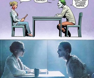 joker, suicide squad, and DC image