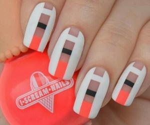 nails, beauty, and nails art image