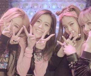 blackpink, kpop, and rose image