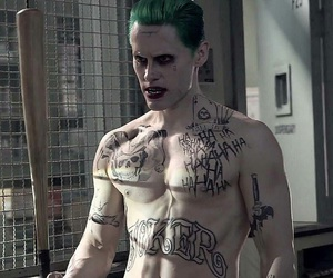 comics, DC, and jared leto image