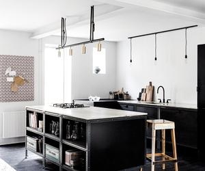 kitchen and minimalist image